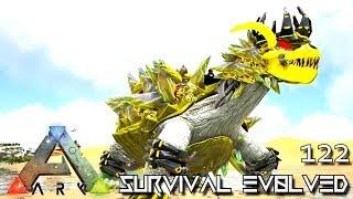 ARK: SURVIVAL EVOLVED - MYTH EMPEROR TURTLE & PHOENIX E122 !!! ( ARK EXTINCTION CORE MODDED )