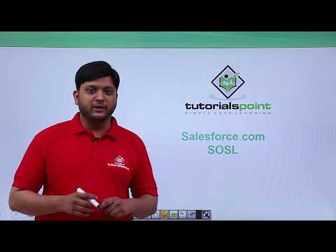 Salesforce - SOSL