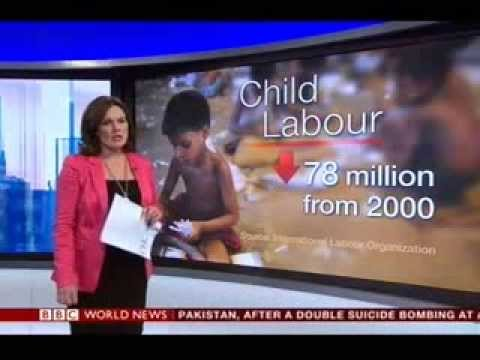 Global decline in child labour still too slow, says ILO