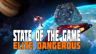 Elite Dangerous - The State of Elite in 2018 Compared to my 2015 Top 10 Anticipated Features List