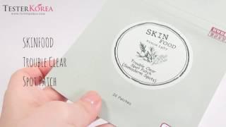 [TESTERKOREA] SKINFOOD Trouble Clear Spot Patch