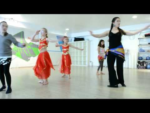 Danse orientale Enfants INSTINCT