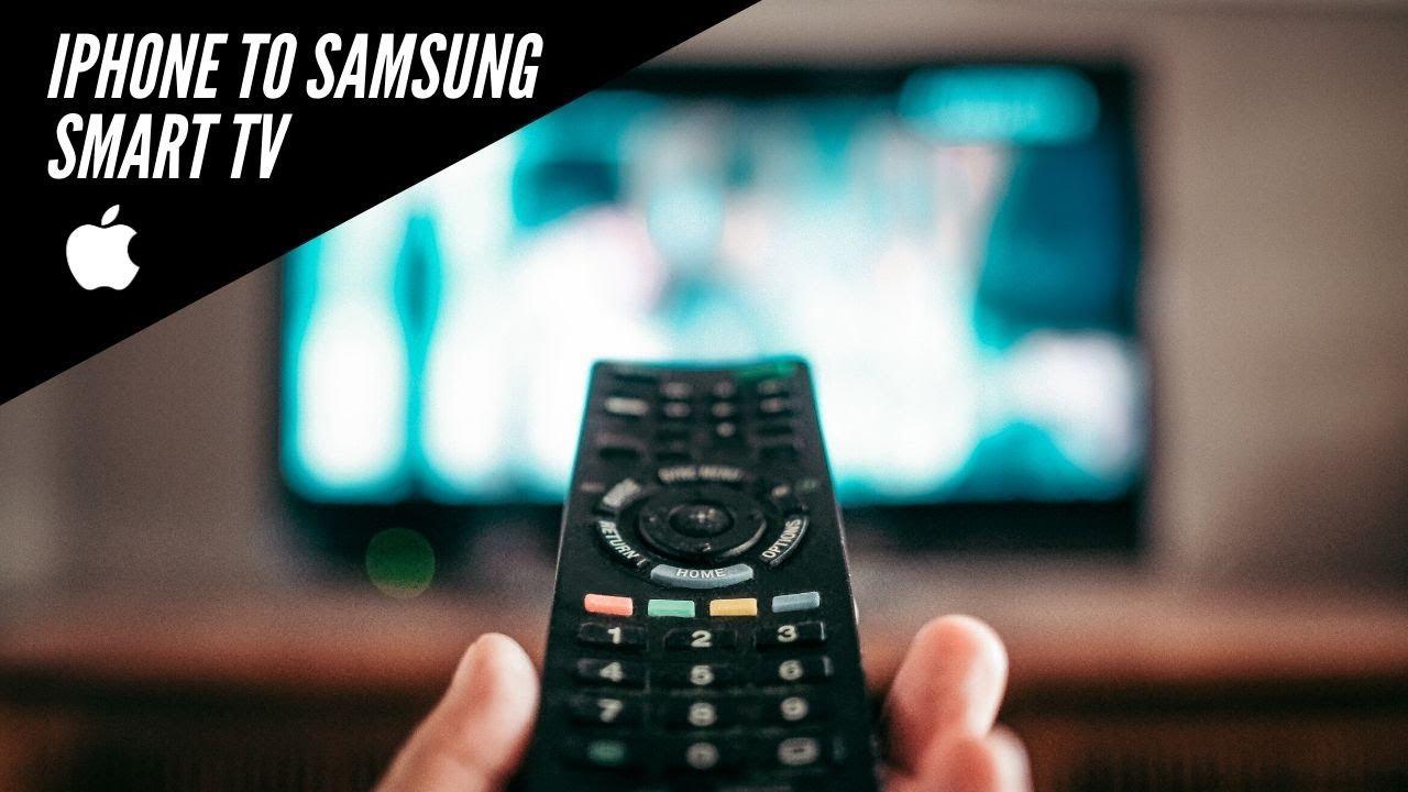 Apple is bringing iTunes content to Samsung's Smart TVs | TechCrunch