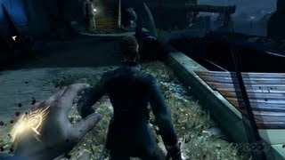 Dishonored - Death from Above - Gameplay (PC - Max Settings)
