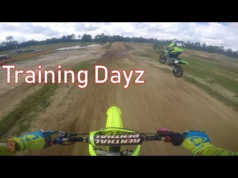 MX Training Days at FvF and Arcola