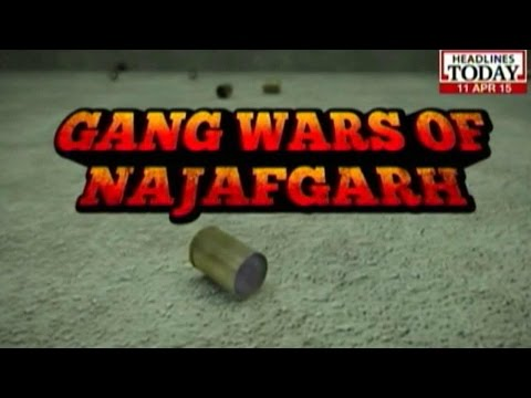 Gang Wars Of Najafgarh: Uneasy Calm After Death Of MLA