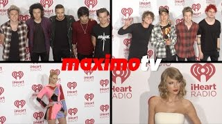 2014 iHeartRadio Music Festival One Direction, 5 Seconds of Summer, Taylor Swift