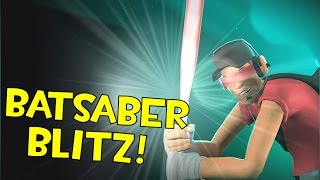 TF2 - Terrible Tactics #24 The Batsaber Blitz!