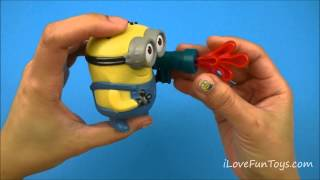 Phil Jelly Whistle Minion 2013 Despicable Me 2 Minions Movie McDonald