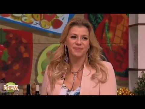 Jodie Sweetin The Chew 12 8 16 part 2