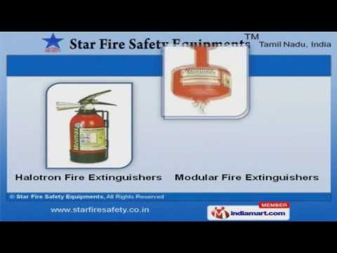 Fire Safety Equipment By Star Fire Safety Equipments, Chennai