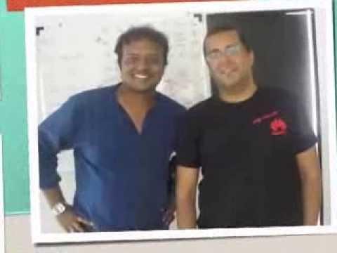 Hrishi K & Chetan Bhagat