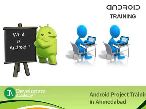 Android Project Training In Ahmedabad