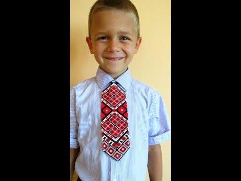 МК#3 Галстук из бисера.(сеточное плетение) How To Make A Tie From Beads.Beadwork. Part 3 Of 3