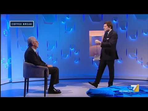 Mario Monti sulla preferenza di Scalfari per Berlusconi rispetto a Di Maio: 'Ingenuo e disdicevole'
