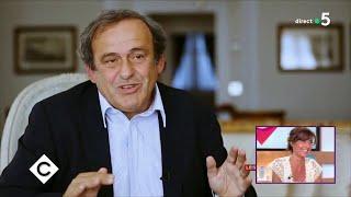 Qatar 2022 : Platini en garde à vue - C à Vous - 18/06/2019