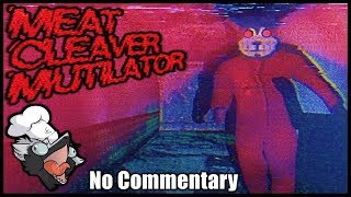 Puppet Combo: Meat Cleaver Mutilator - [No Commentary]