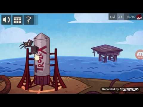Trollface Quest: Video Games Level 24 Walkthrough