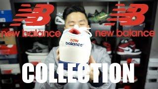NEW BALANCE COLLECTION!!
