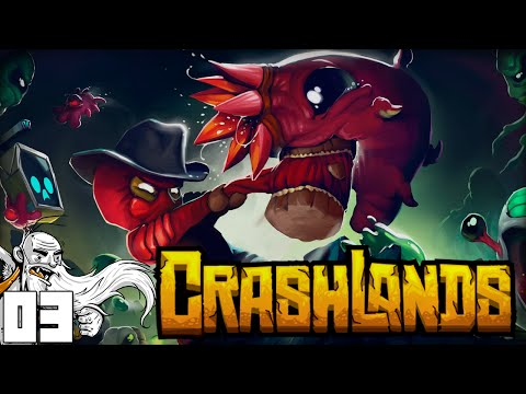 """I'M A QUESTIN' FOOL!!!"" CrashLands Part 3 - 1080p HD PC Gameplay Walkthrough"