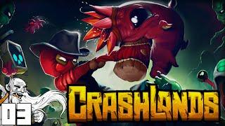"""""""I'M A QUESTIN' FOOL!!!"""" CrashLands Part 3 - 1080p HD PC Gameplay Walkthrough"""