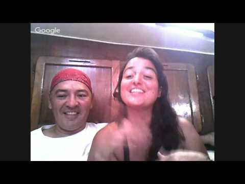 Com Izabel Pimentel