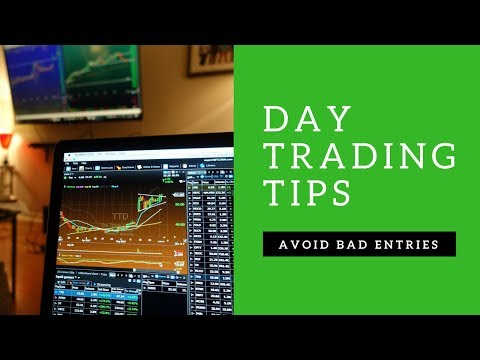 Quick Way To Avoid Doubling Up At The Wrong Spot Day Trading