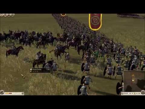 """Attalus Shrugged"" - Total War: Rome II Online Battle (Black Sea Colonies)"