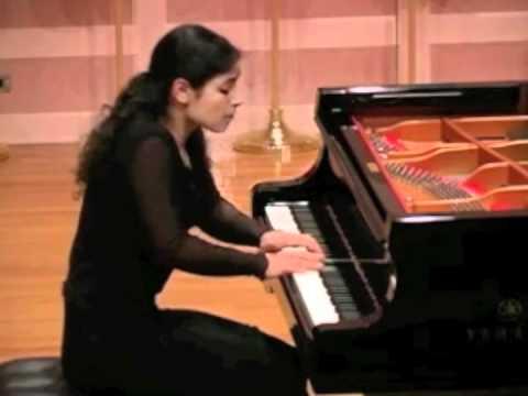 Schumann Kreisleriana, op. 16 part 3 - Einav Yarden