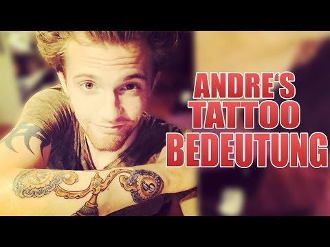 Die Wahrheit über Andres Tattoos !