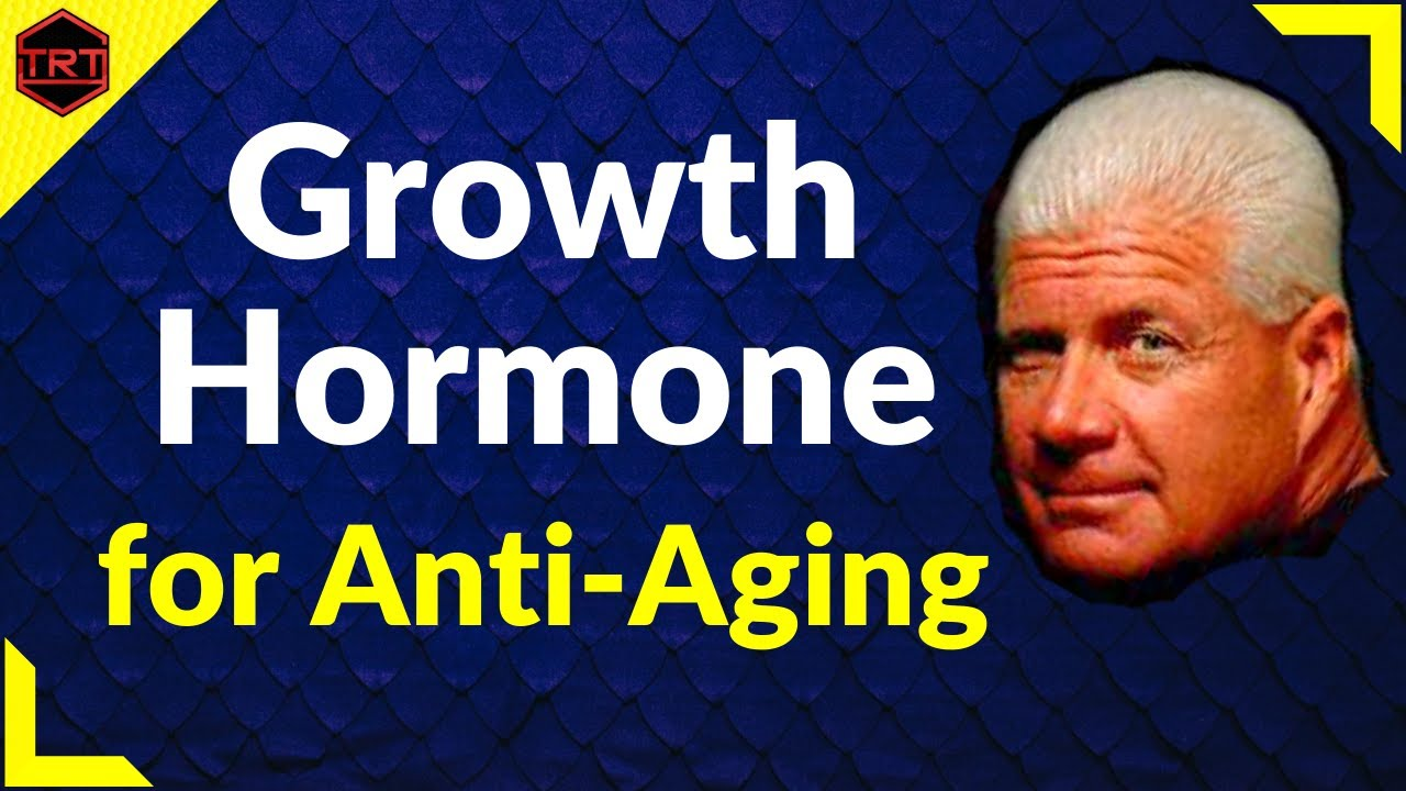 How To Use HGH To Lose Weight And For Anti Aging - with dr Jeffrey Ruterbusch