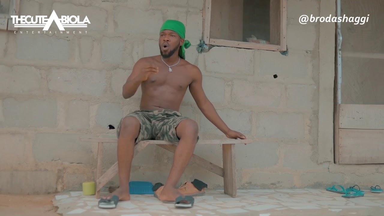 THE FOOLISH BEGGER ( full video) #brodashaggi #oyahitme #shaggination #comedy #laughs