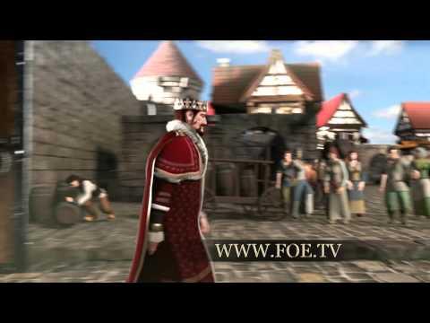 Forge of Empires - официальный трейлер