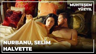Nurbanu ve Selim Yatak - Muhteşem Yüzyıl 107.Bölüm
