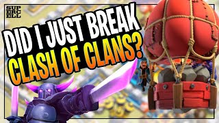 Did I Just Break Clash Of Clans? | This Attack Changes Everything! | Th12 | Clash Of Clans