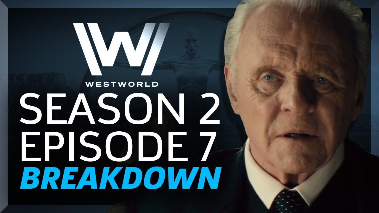 Download Westworld Breakdown: Season 2 Episode 7 Les Écorchés