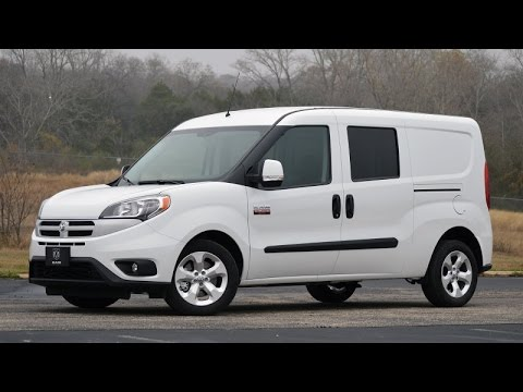 Ford Transit Connect Versus Ram Promaster City For Vandwelling