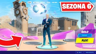 KAKO CE IZGLEDATI FORTNITE SEZONA 6!?