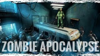 5 Best Zombie Apocalypse Games For Android & iOS | MUST PLAY !! (2018)