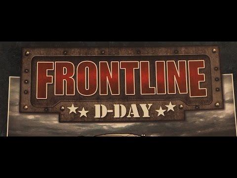 E01: Frontline D-Day: Introduction and setup