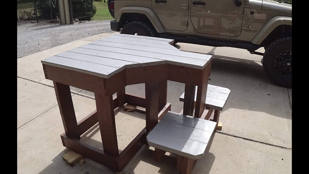57 Awesome Shooting Bench Build Under 100 00