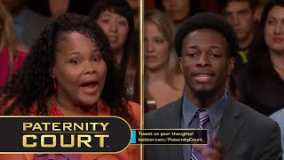 Man Thinks Wife Was Unfaithful And Now Denies Child (Full Episode)   Paternity Court