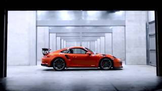 Porsche: The new Porsche 911 GT3 RS revealed