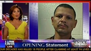 Judge Jeanine Pirro Opening Statement - Illegal Alien Released Kills US Citizen - Obama
