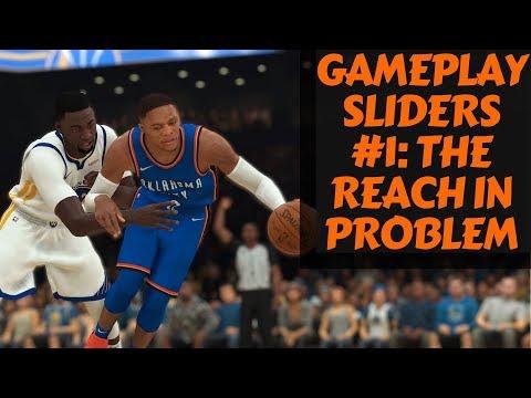 THE BEST NBA 2K19 MYLEAGUE SLIDERS | News Related Videos
