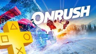 OnRush PS Plus Free Game From December 2018 - January 2019 #psplus