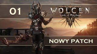 Zagrajmy w Wolcen: Lords of Mayhem PL #01 Akt 1 - NOWY PATCH!
