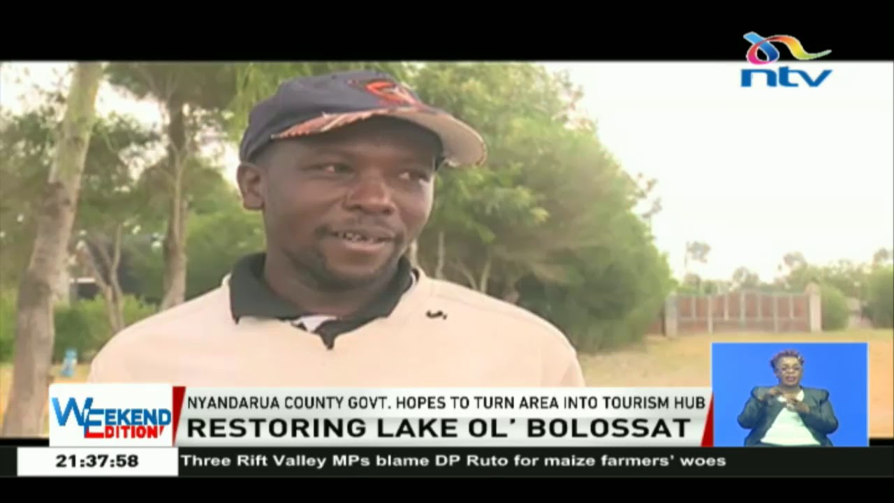 2af28f4d4dfe59 Nyandarua county government hopes to turn Lake Ol  Bolossat into ...