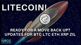Litecoin Strong!  Is the crypto market ready for a bounce?