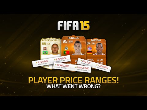 PLAYER PRICE CAPPING! WHAT WENT WRONG? | FIFA 15 Ultimate Team